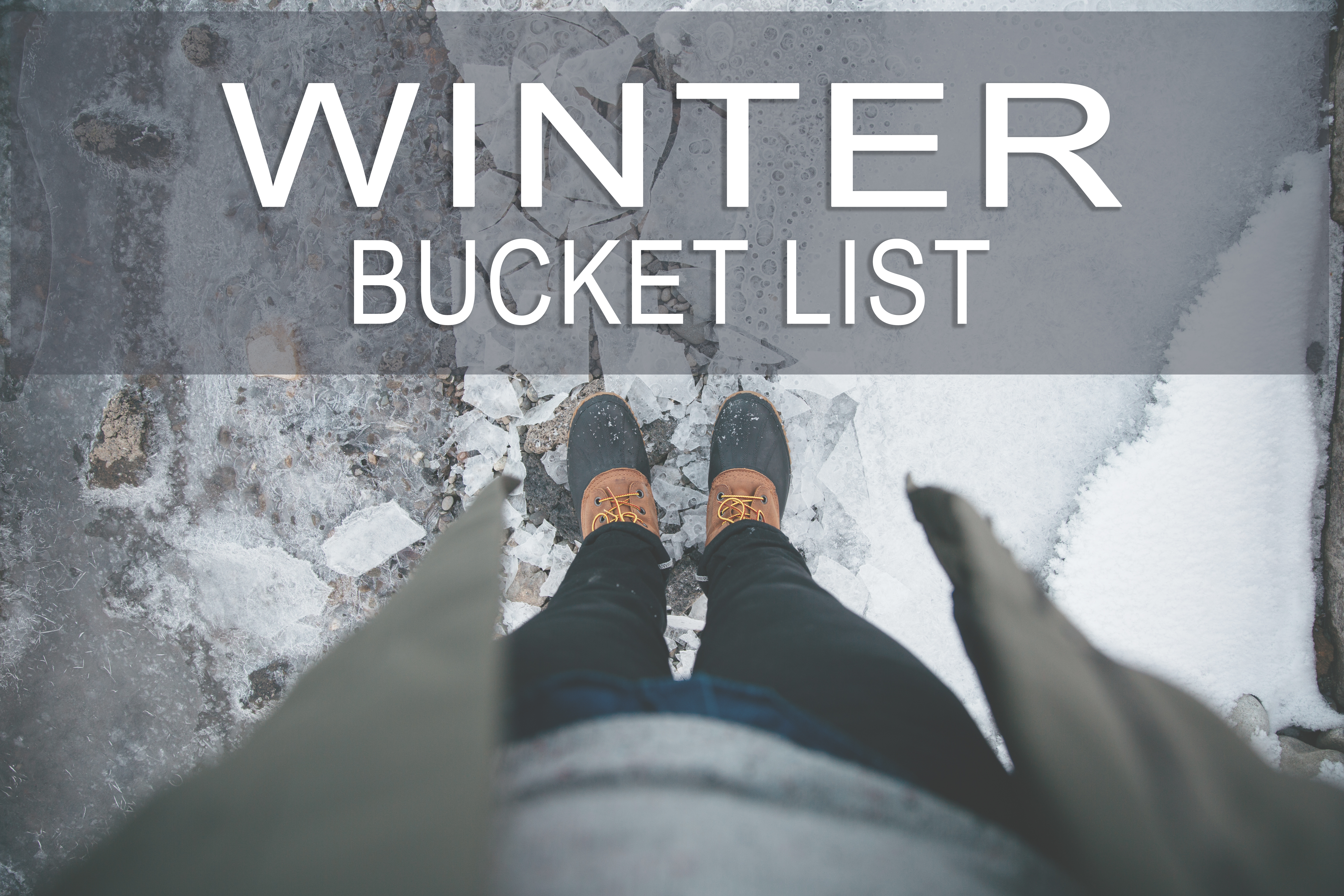 winter bucket list 2016